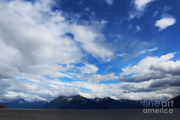Photograph - Seward Highway by Kate Avery