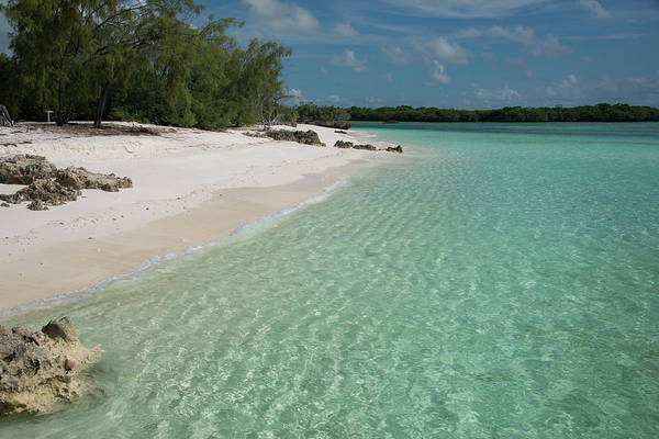 Oceanfront Photograph - Seychelles, Aldabra Island Group by Cindy Miller Hopkins