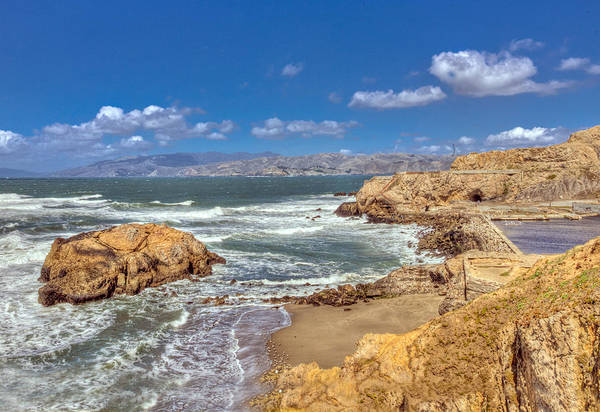 Photograph - Sf Beach In Hdr by Matthew Bamberg