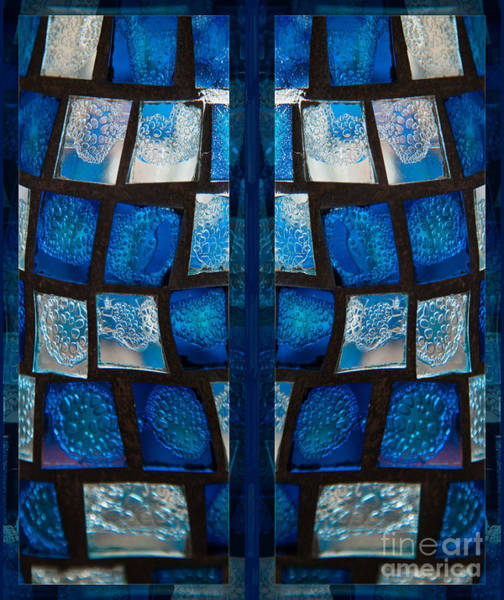 Photograph - Shades Of Blue by Omaste Witkowski
