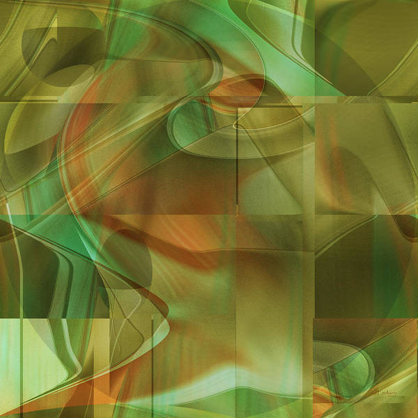 Digital Art - Shades Of Earth by rd Erickson