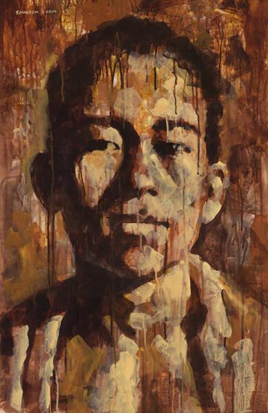 Vietnamese Painting - Shades Of Khanh by Douglas Simonson