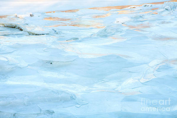 Photograph - Shades Of Sea Ice by Susan Cole Kelly