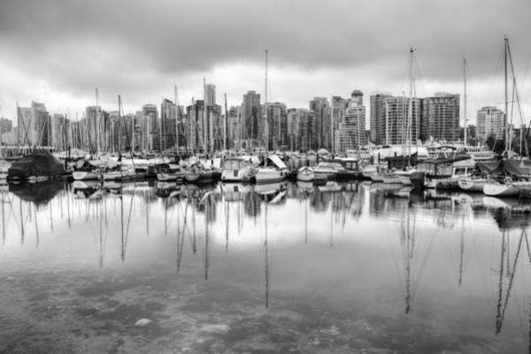 Photograph - Shades Of Vancouver by Ross G Strachan