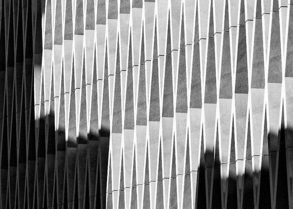 Antwerp Photograph - Shadow Lines by Jef Van Den