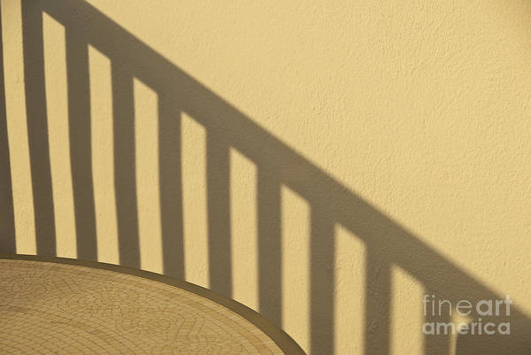 Photograph - Shadow Shapes I by James Lavott