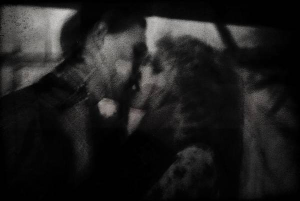 Romance Photograph - Shadows ( The Kiss ) by Dalibor Davidovic