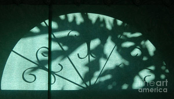 Photograph - Shadows 2 by Fran Woods