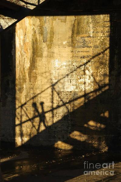 Photograph - Shadows On The Past by Debra Fedchin