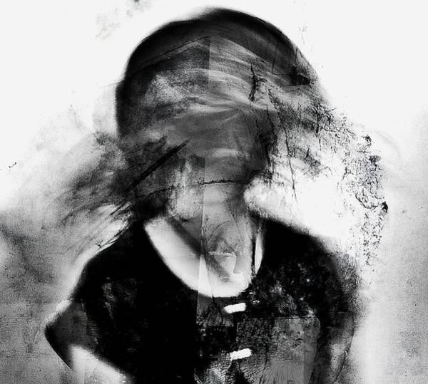 Faceless Photograph - Shadows (splitting) by Dalibor Davidovic