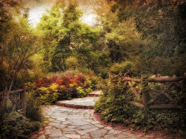 Photograph - Shakespeare's Garden by Jessica Jenney