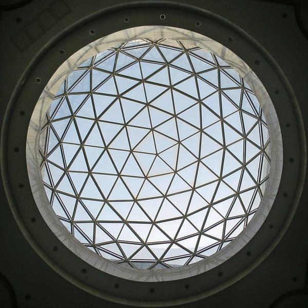 Photograph - Shanghai Museum Atrium  by Rick Locke