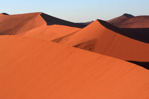 Photograph - Shapes In The Desert by Aidan Moran