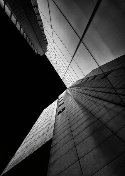 Tall Photograph - Shapes Of Light by Yvette Depaepe