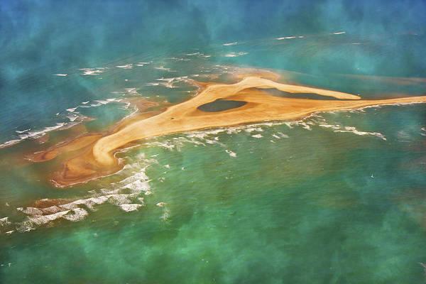 Harkers Island Photograph - Shark Island Nc by Betsy Knapp