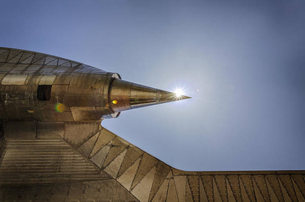 Photograph - Sharp And Fast Avenger II by Scott Campbell