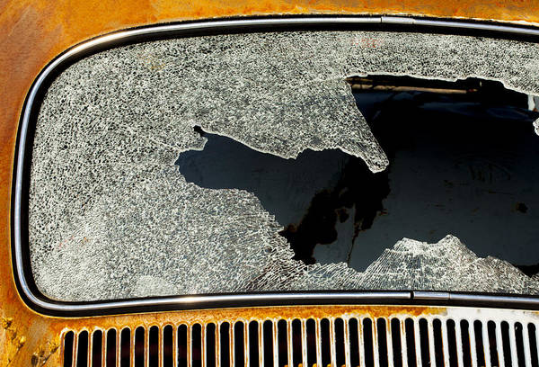 Photograph - Shattered Pieces by Fran Riley