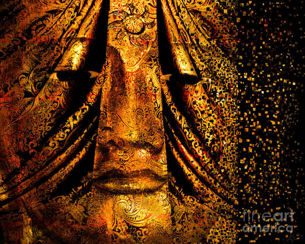 End Times Digital Art - Shattering The Illusion Of Eternity  by Nola Lee Kelsey