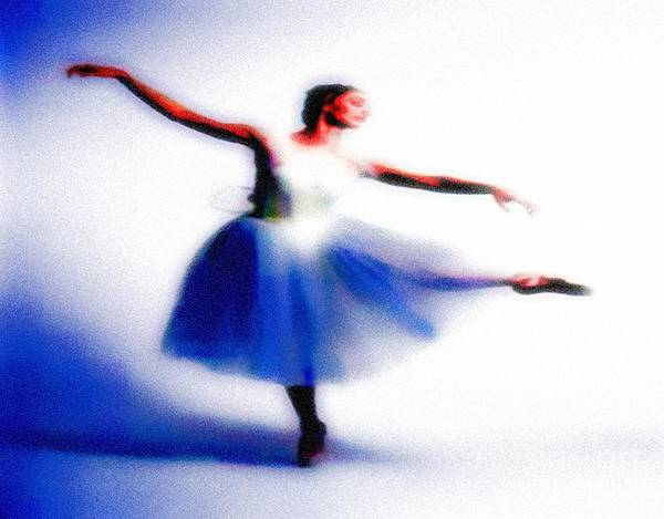 Painting - She Dreams Of Dancing by Catherine Lott
