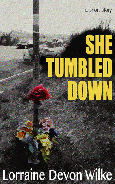 Photograph - She Tumbled Down by Lorraine Devon Wilke