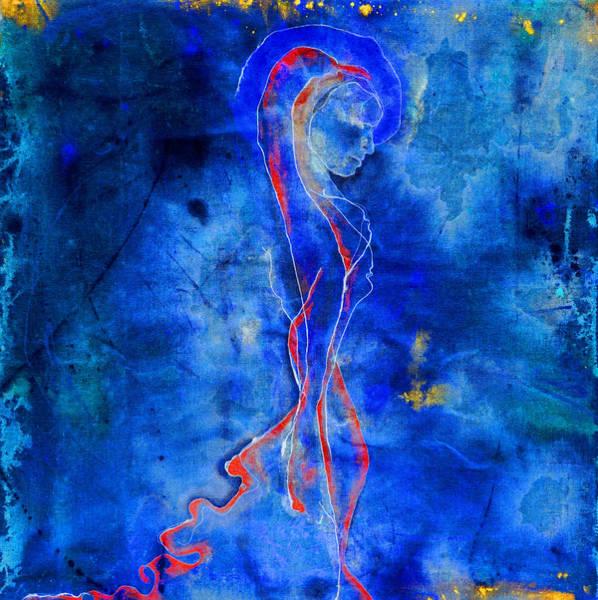 Painting - She Walks In Beauty II by Giorgio Tuscani