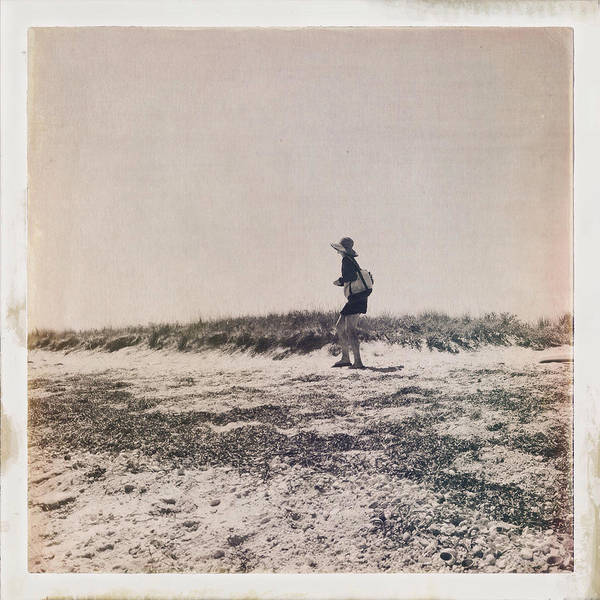 Photograph - She Walks The Shores by Natasha Marco