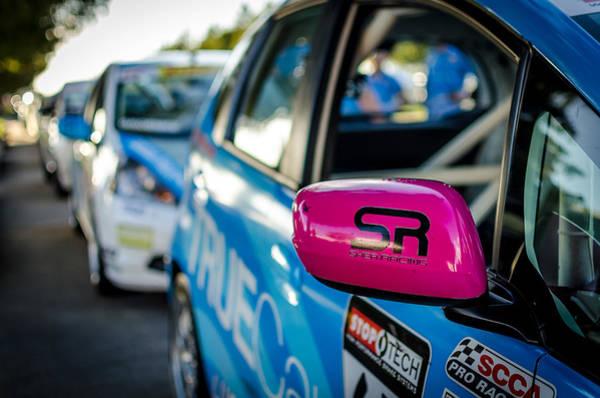 Racing Shell Photograph - Shea Racing by David Morefield