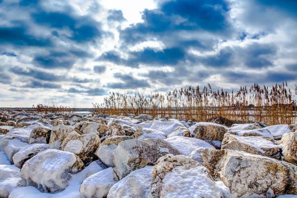 Wall Art - Photograph - Sheboygan Winter by Anna-Lee Cappaert
