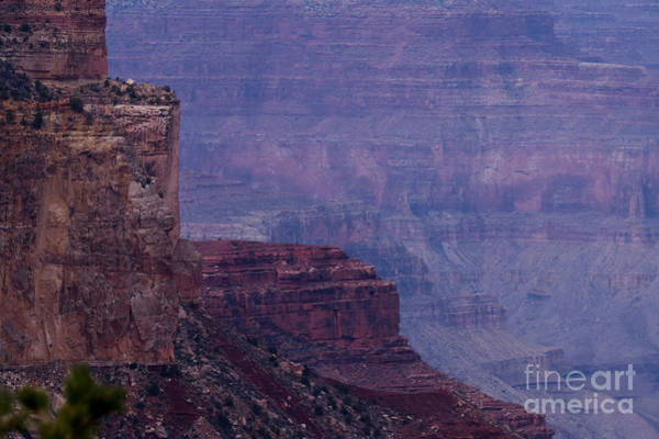 Photograph - Sheer Cliff by Mary Mikawoz
