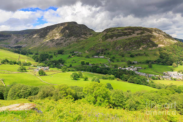 Wall Art - Photograph - Sheffield Pike And Glenridding Dodd by Louise Heusinkveld