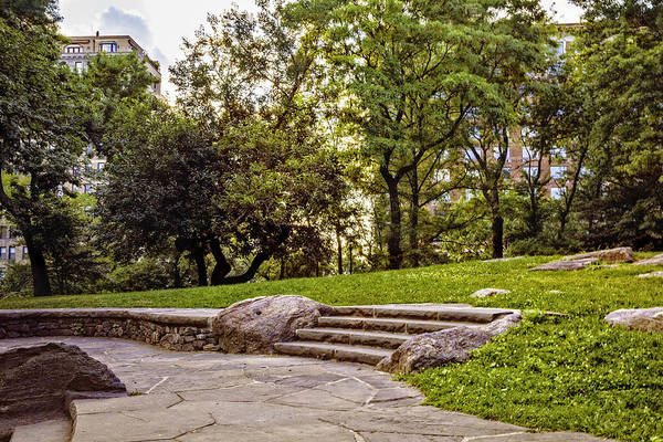 Wall Art - Photograph - Shelter Rock Romance 1 - Central Park by Madeline Ellis