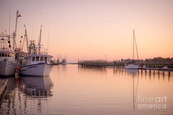 Wall Art - Photograph - Shem Creek by Matthew Trudeau