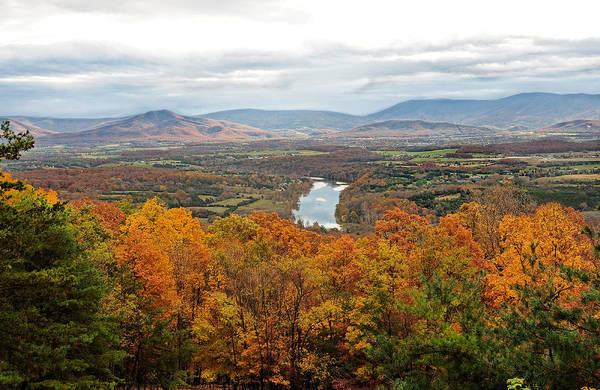 Photograph - Shenandoah Autumn Splendor by Lara Ellis