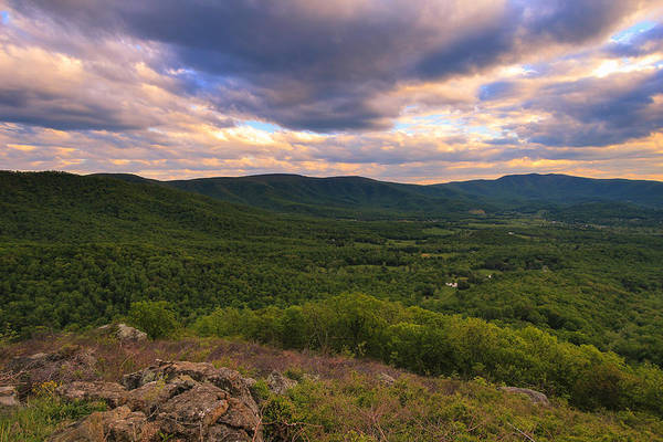 Photograph - Shenandoah Majesty by Rachel Cohen