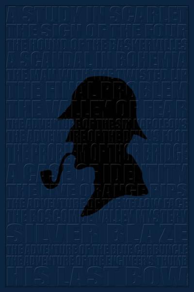 Conan Photograph - Sherlock Holmes by Andrew Fare