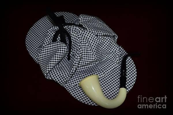 Conan Photograph - Sherlock Holmes Tribute by Paul Ward