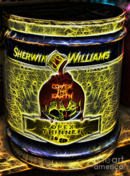 Wall Art - Photograph - Sherwin Williams by Lee Dos Santos