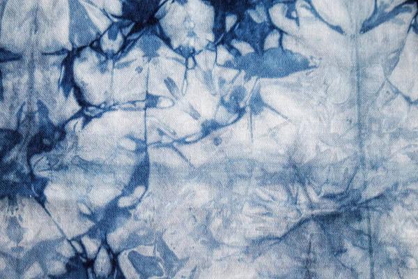 Wall Art - Painting - Shibori 1 by MGL Meiklejohn Graphics Licensing