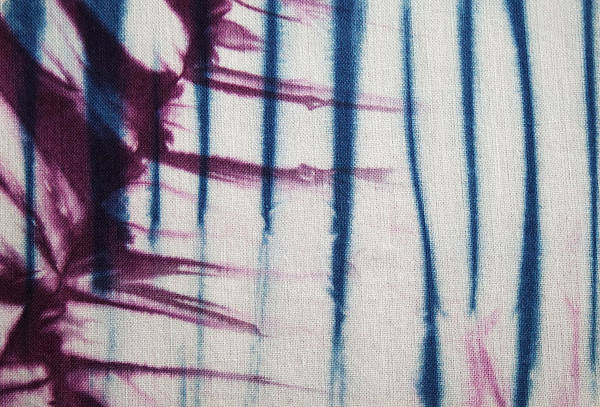 Wall Art - Painting - Shibori 25 by MGL Meiklejohn Graphics Licensing