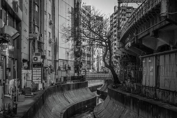 Wall Art - Photograph - Shibuya River by Photos By Ignat Gorazd