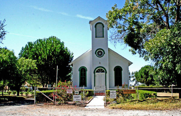 Photograph - Shiloh Church by Joseph Coulombe