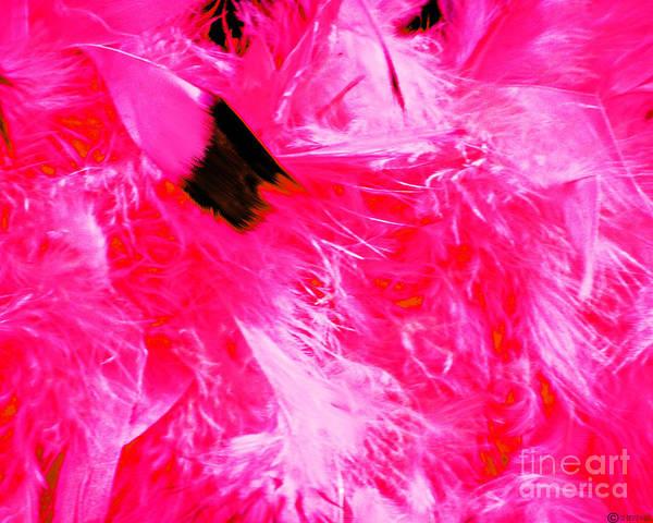 Digital Art - Shimmer by Lizi Beard-Ward