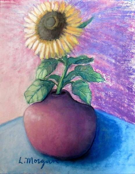 Painting - Shine On Me by Laurie Morgan