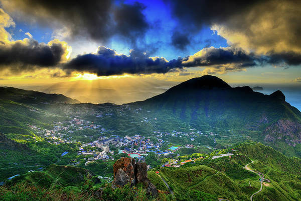 Taiwan Photograph - Shine Village by Taiwan Nans0410