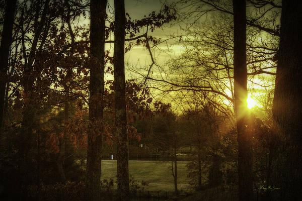 Photograph - Shining Through by Barry Jones