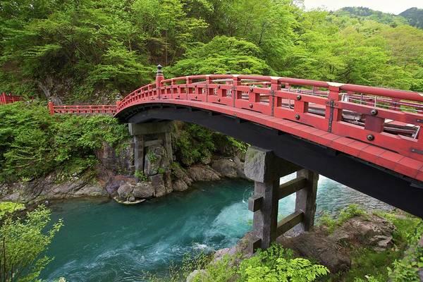 Nikko Photograph - Shinkyo by Cody Williams