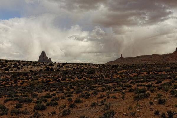 Photograph - Shiprock 3 by Jonathan Davison