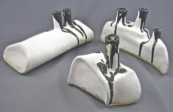 Sculpture - Ships 07 by Mario MJ Perron