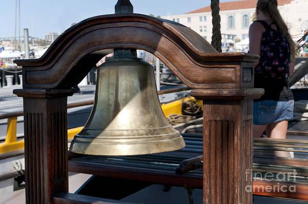 Photograph - Ships Bell by Brenda Kean
