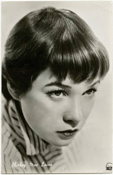 The Mac Wall Art - Photograph - Shirley Maclaine (shirley Maclaine by Mary Evans Picture Library